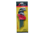 PT-15 9PC HEX KEY WRENCH ( HEX END,LONG SIZE)