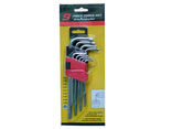 PT-20 9PC HEX KEY WRENCH (LONG SIZE)